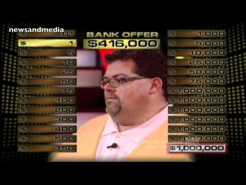 Deal or No Deal BIGGEST FAIL ENDING 1 Dollar