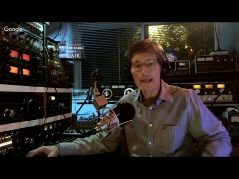 The Old Tube Radio Network LIVE April 15, 2017