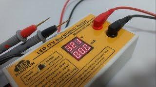 Testador de Barras de LED  nteligente Este vocГЄ precisa ter na Bancada