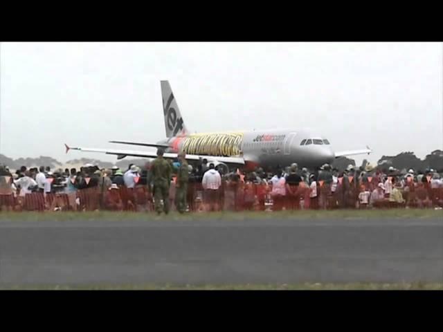 Williamtown Airshow 2010