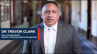 Trevor Clark (Program Manager) - Bachelor of Business (Sports Management)