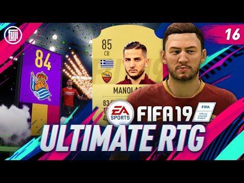 MASSIVE CHANGES!!! ULTIMATE RTG - #16 - FIFA 19 Ultimate Team