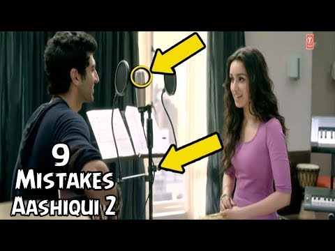 9 Mistakes Aashiqui 2  Movie 2013