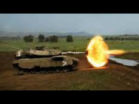 RAW Israel battle Syrian Army Golan Heights Syria warns Isreal Breaking News June 25 2017