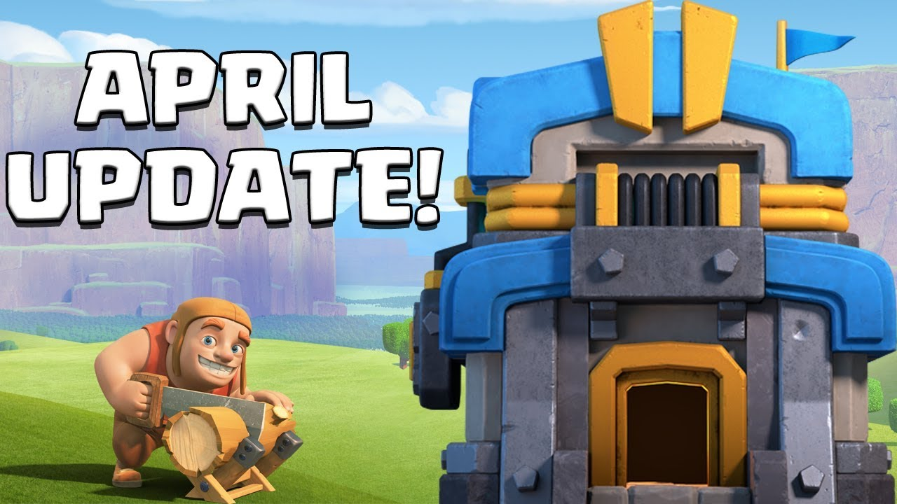 Das GROSSE APRIL UPDATE! ☆ Clash of Clans ☆ CoC