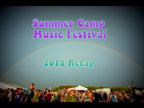 Summer Camp Music Festival 2018 Recap