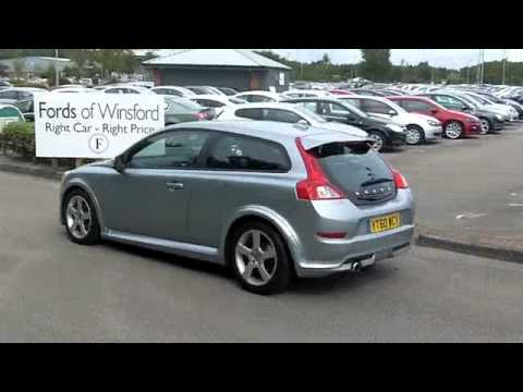 VOLVO C30 DIESEL SPORTS COUPE (2010) D2 [115] R DESIGN 3DR - YT60WCV