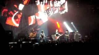 Die Toten Hosen Hier kommt Alex 27.12.2008 München Olympiahalle Machmalauter Tour