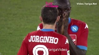 Download Video Lazio v Napoli was suspended by the referee for racist chants against Koulibaly MP3 3GP MP4