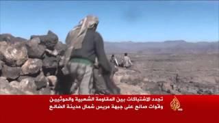 مقتل 12 من الحوثيين وقوات صالح بالبيضاء