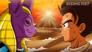 The Legend of Beerus' Race & The First Saiyan God