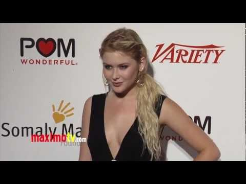 Renee Olstead at AnnaLynne McCord LIFE IS LOVE Event ARRIVALS