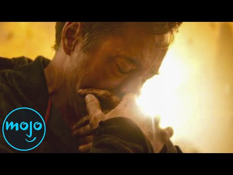 Top 10 Marvel Moments That Will Make You Cry