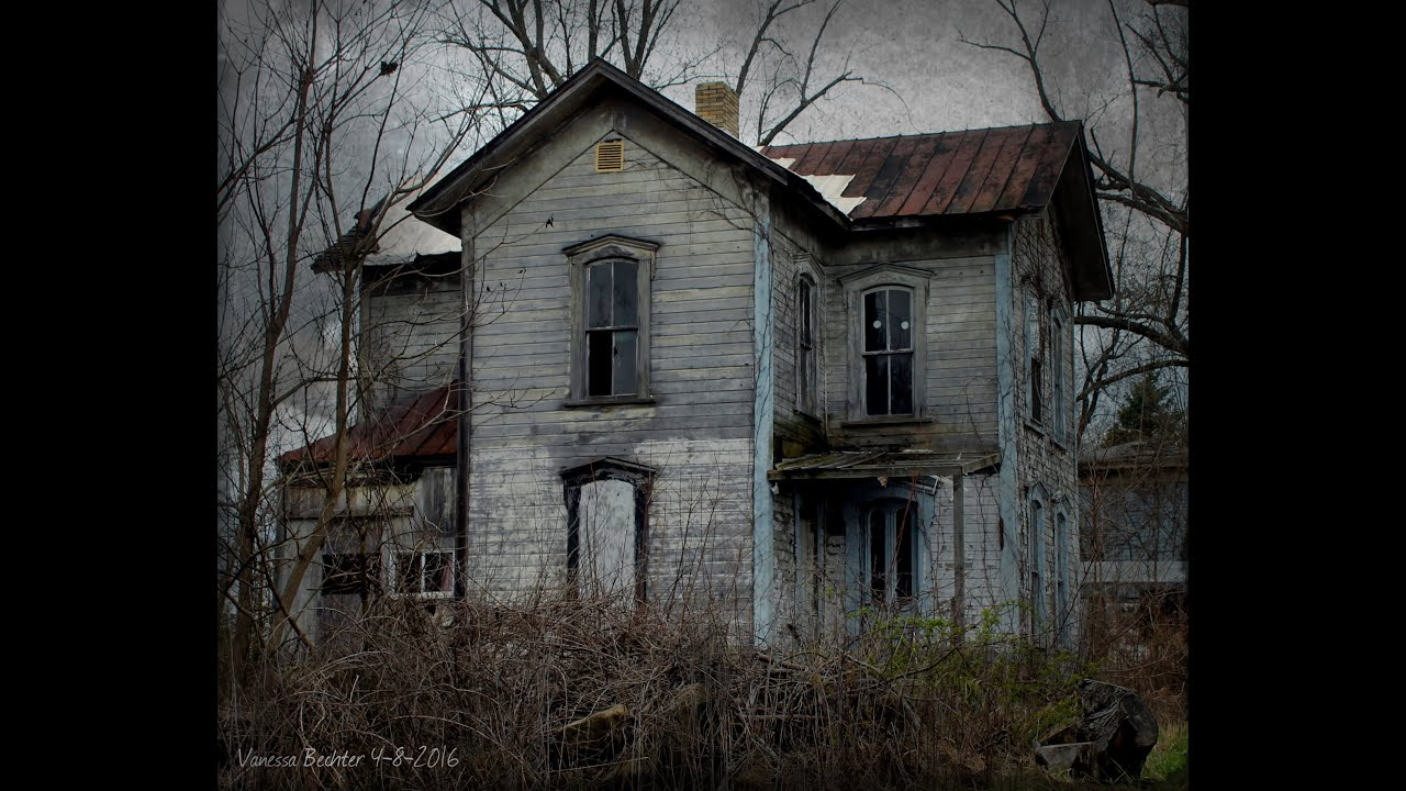 Abandoned House On River Hill Rd Tuscarawas Co Ohio