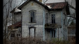 Abandoned house on River Hill Rd. Tuscarawas Co. Ohio