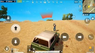 PUBG MOBILE Android Gameplay Solo Miramar #4