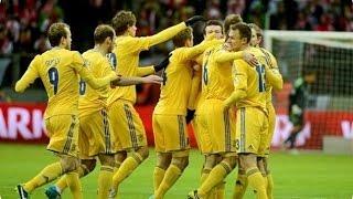 Топ 10 Найкращих голів збірної України | by FIOL| HD|