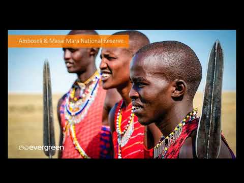Webinar Discover the magic of Africa with Evergreen in 2018