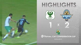 Al Masry 1-2 Pyramids  HIGHLIGHTS   Match Day 3   TotalCAFCC