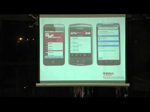 Gamification of learning | John Quinn | TEDxManipalUniversit