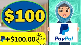 Earn $100+ NOW (FREE Daily PayPal Money 2019!)