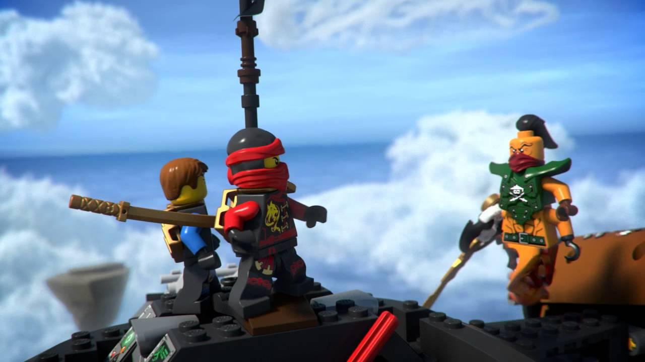 Lego ninjago 70605 nava misfortune 39 s keep youtube - Ninjago nouvelle saison ...