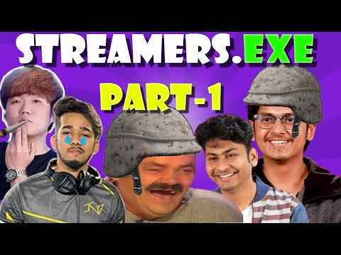Streamer.exe   Funny, Epic And Wtf Moments   Pubg Mobile   EP.1
