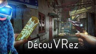 DécouVRez : THE WALKER (PSVR) PS4 Pro | VR Singe