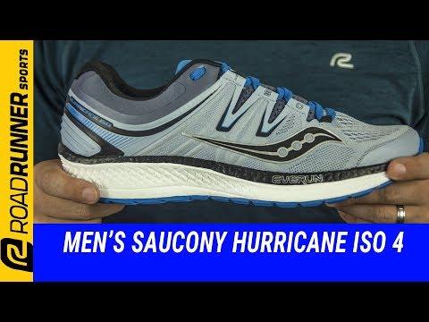 Men's Saucony Hurricane ISO 4 | Fit Expert Review
