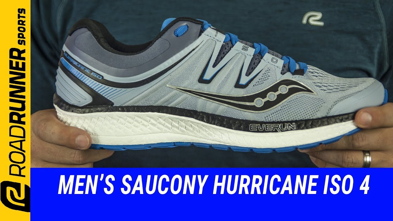 02f83e5e97 Men's Saucony Hurricane ISO 4 | Fit Expert Review
