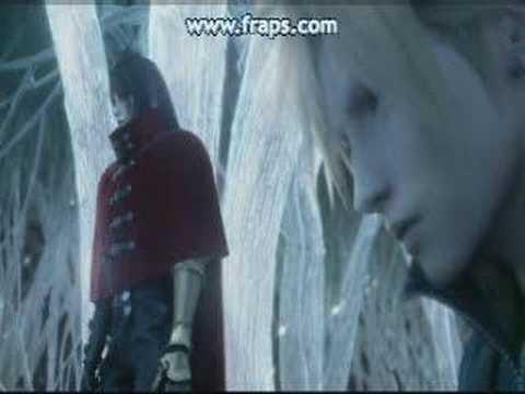 Final Fantasy Advent Children Vincent Valentine YouTube