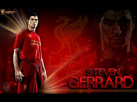 Tribute to STEVEN GERRARD liverpool BEST CREATIVE VIDEO HD