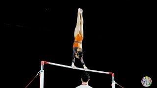 Fan Yilin (CHN) UB - 2017 World Championships - Podium Training