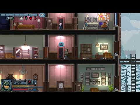 [PC] Door Kickers Action Squad - Mission 1-12 (Assaulter) |