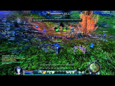 [HD 1080p] Aion Free-To-Play – All Classes (Trailer+Gameplay)
