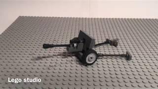 Огляд лего гармати зіс-3