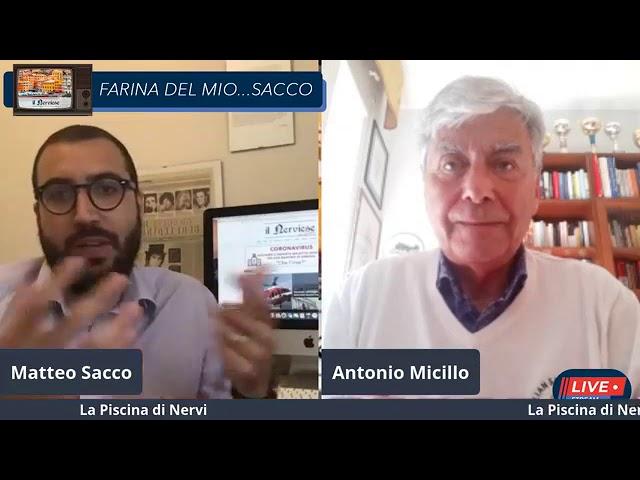 La Farina del Mio... Sacco! con Antonio Micillo
