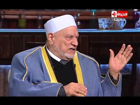 خلاصة الكلام - الشيخ احمد عمر هاشم يرد على رجل يدعي النبوة ويقول عن نفسه ' انا المهدي المنتظر '