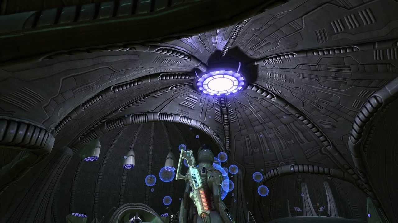 Star Trek Online Obelisk Carrier Bridge Tour Youtube