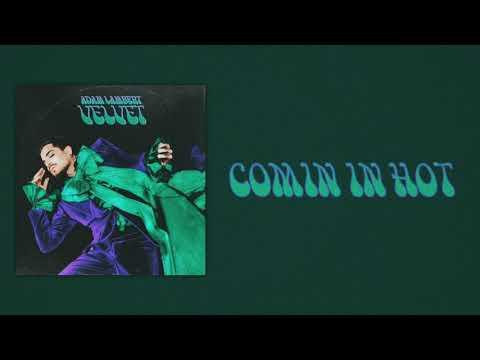 Adam Lambert - Comin In Hot (Slow Version)