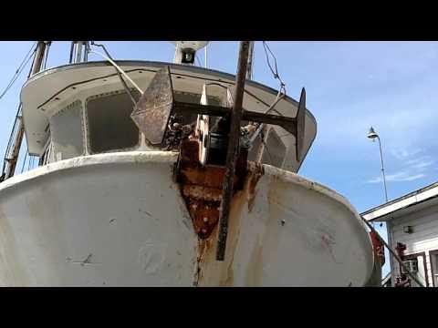 Shrimp Boats (Jo Stafford) Ft. Myers Beach