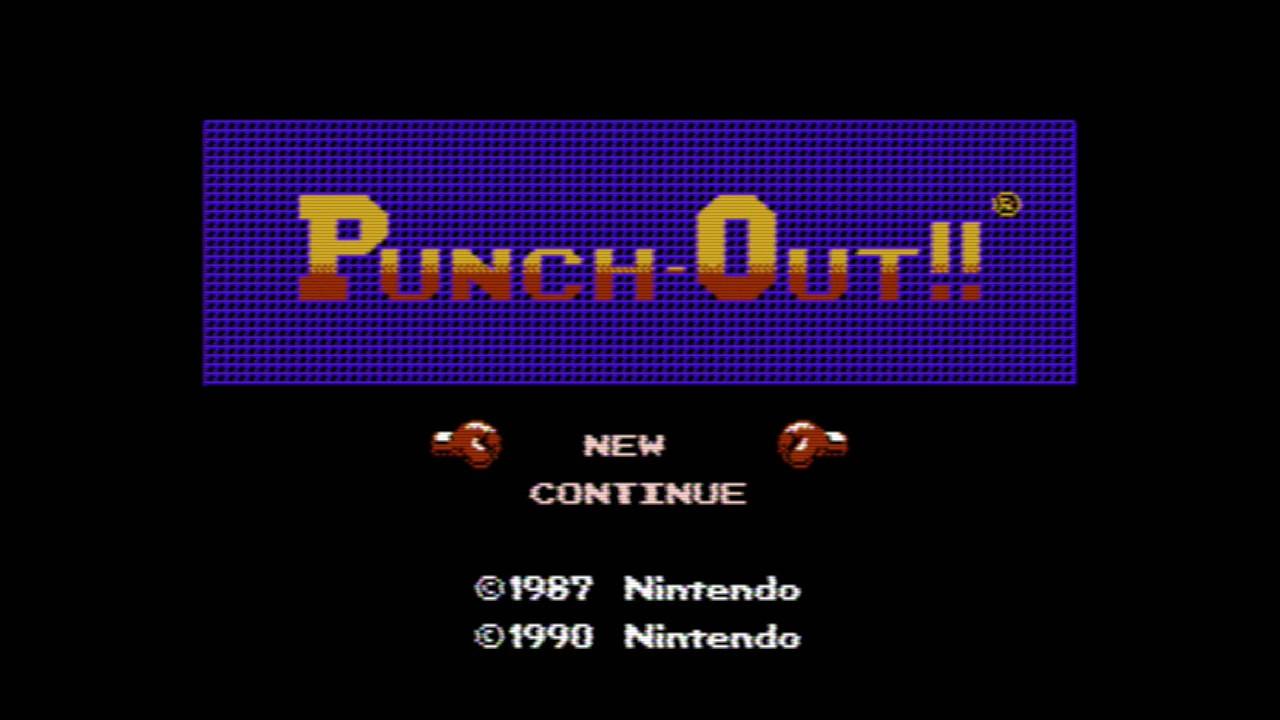 NES Classic <b>Punchout Codes</b>! - YouTube