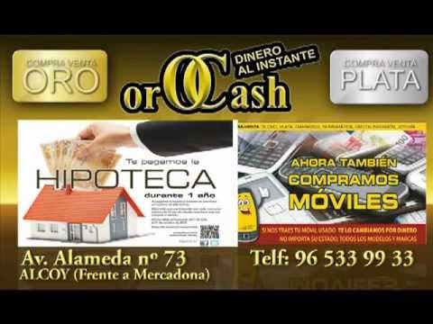 Oro Cash Alcoy /Alcoi