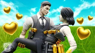 MIDAS FALLS IN LOVE?! (A Fortnite Short Film)