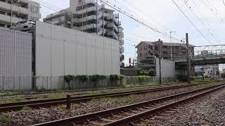 E257系NA-07編成 踊り子6号