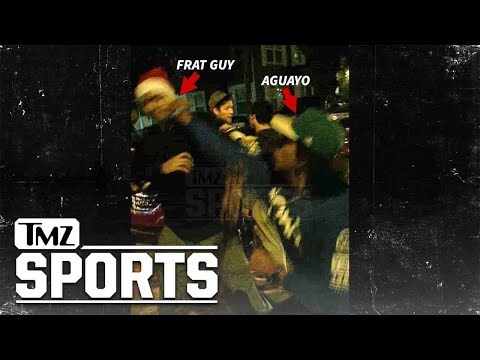 Florida State Kicker vs. Frat Fight Video, Xmas Brawl Revealed | TMZ Sports