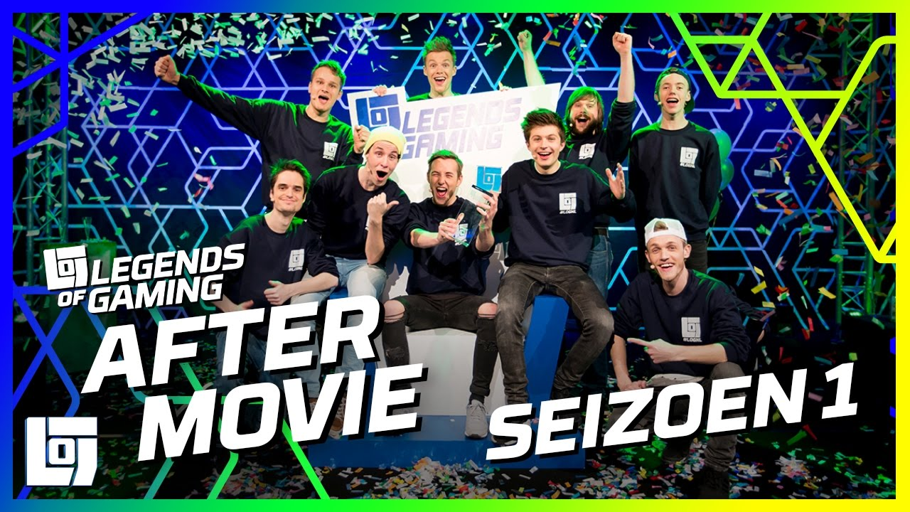 Download AFTER MOVIE | LEGENDS OF GAMING 2016-2017