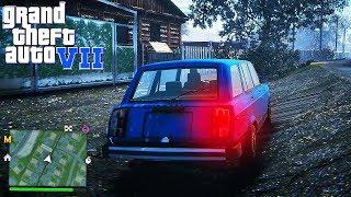 GTA 7 RUSSIA - ОЧЕНЬ НИЗКАЯ ГРАФИКА !!! РУССКАЯ ВЕРСИЯ ГТА !!!