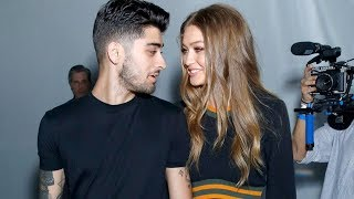 Zayn Makes Epic Apology To Gigi Hadid! Are The Two Back Together?!