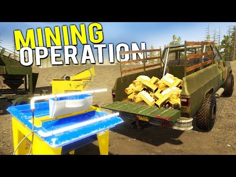 The WAVE TABLE And Our MILLION DOLLAR GOLD MINING OPERATION!